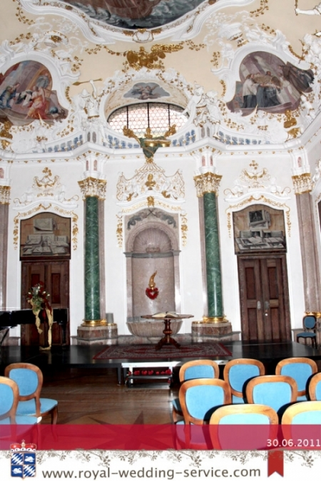 Kaisersaal Füssen • Royal Wedding